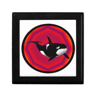 THE ORCA REALM KEEPSAKE BOX