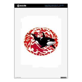 THE ORCA SOUND iPad 3 SKINS