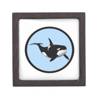 THE ORCA TRAIL PREMIUM TRINKET BOX
