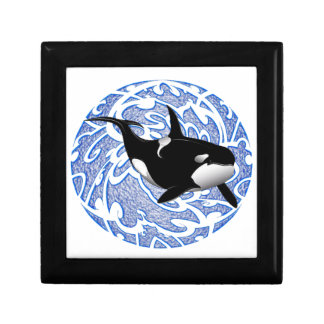 THE ORCAS LOVE JEWELRY BOXES