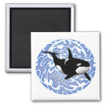 THE ORCAS LOVE MAGNET
