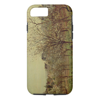 The Orchard, 1870 (oil on canvas) iPhone 8/7 Case