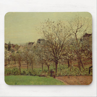 The Orchard, 1870 (oil on canvas) Mouse Pad