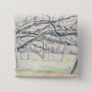 The Orchard, c.1895 (w/c on paper) Pinback Button