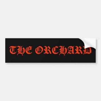 The Orchard Car Bumper Sticker