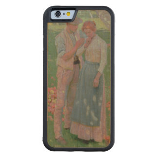 The Orchard Carved Maple iPhone 6 Bumper Case
