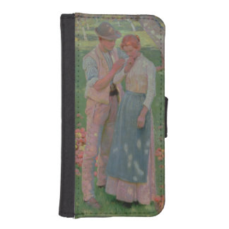 The Orchard Wallet Phone Case For iPhone SE/5/5s