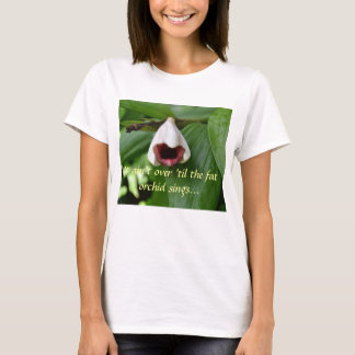 The Orchid Collection - Fat Orchid T-shirt
