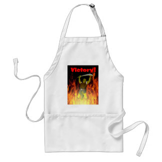The Orcs Victory Adult Apron