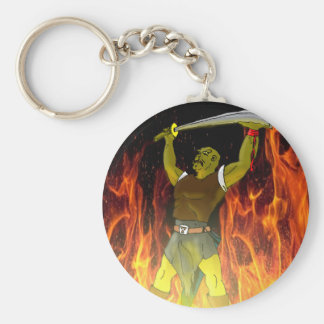 The Orcs Victory Keychain