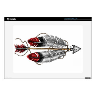 """The Order of the Arrow 15"""" Laptop Decal"""