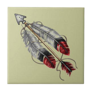 The Order of the Arrow Ceramic Tile