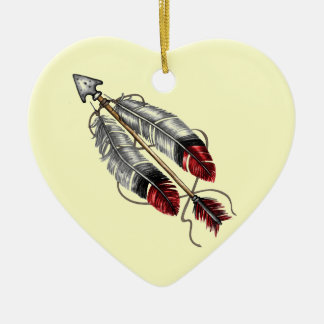 The Order of the Arrow Christmas Tree Ornament