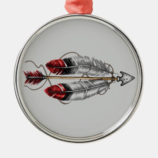 The order of the arrow christmas tree ornaments zazzle for Order christmas decorations