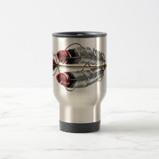 The Order of the Arrow 15 Oz Stainless Steel Travel Mug
