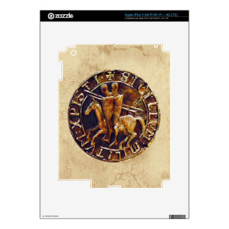 The Order of the Templar Knights Skins For iPad 3