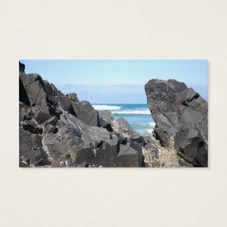 The Oregon Coast Business Card