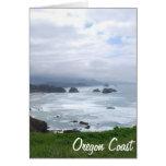 The Oregon Coast Card