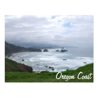 The Oregon Coast Postcard