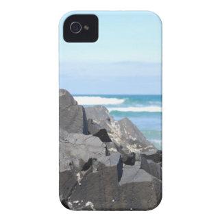 The Oregon Coast Rocks Waves iPhone 4 Case