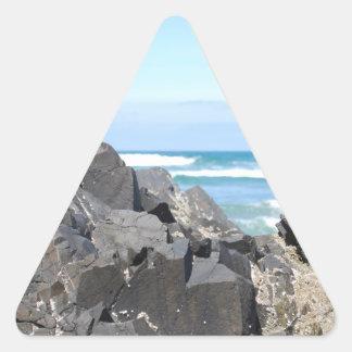 The Oregon Coast Triangle Sticker