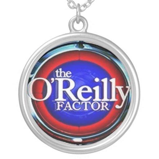 The O'Reilly Factor Pendant