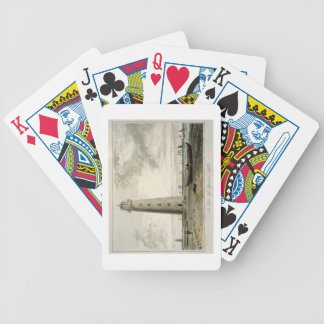 The Orford Nefs Lighthouses, Suffolk, from Volume Bicycle Playing Cards