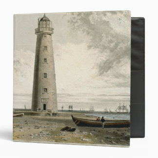 The Orford Nefs Lighthouses, Suffolk, from Volume Binder