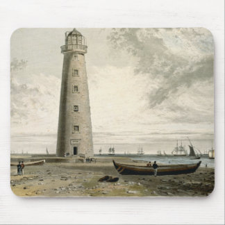 The Orford Nefs Lighthouses, Suffolk, from Volume Mouse Pad