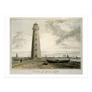 The Orford Nefs Lighthouses, Suffolk, from Volume Postcard