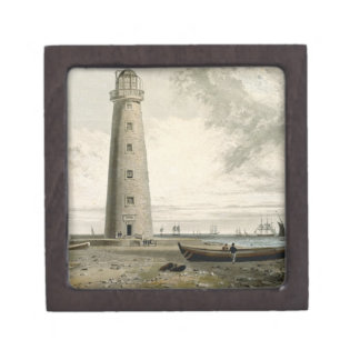 The Orford Nefs Lighthouses, Suffolk, from Volume Premium Gift Boxes