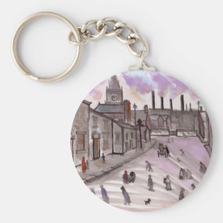 The-organ-grinder Keychain
