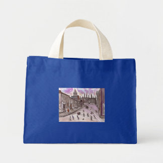 The-organ-grinder Mini Tote Bag