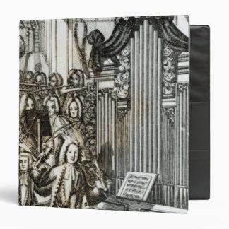 The Organ Recital Binder