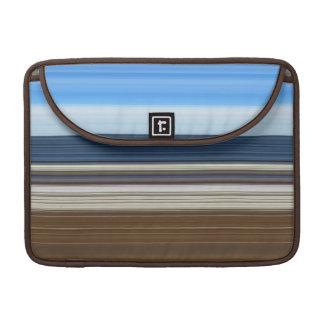 The Organized Beach MacBook Pro Sleeve