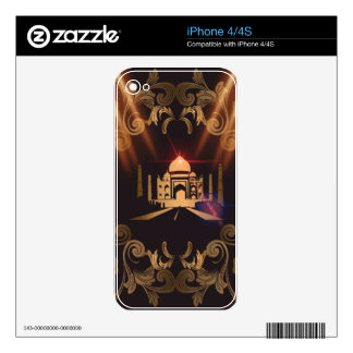 The orient decal for iPhone 4