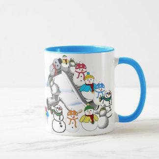 The Origin of Snowcones Mug
