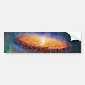 The Origin of the Solar System Bumper Sticker