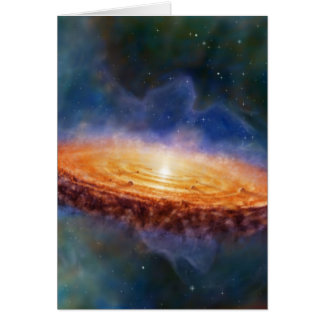 The Origin of the Solar System Card