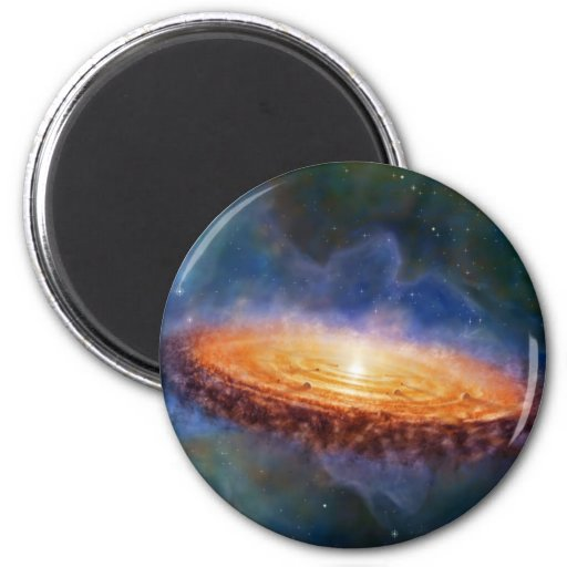 The Origin of the Solar System Magnets