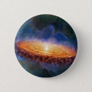 The Origin of the Solar System Pinback Button