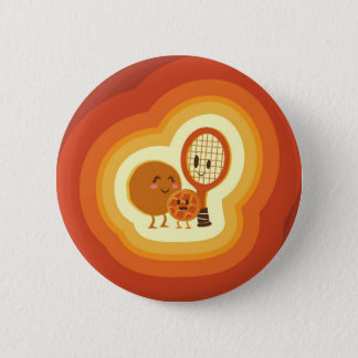 The origin of the waffle baby button