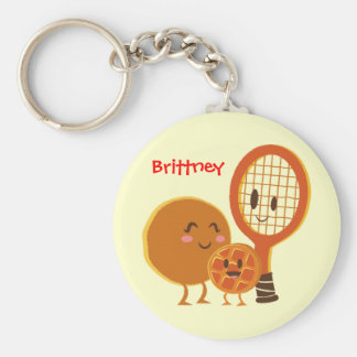 The origin of the waffle baby keychain