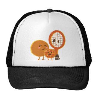 The origin of the waffle baby trucker hat