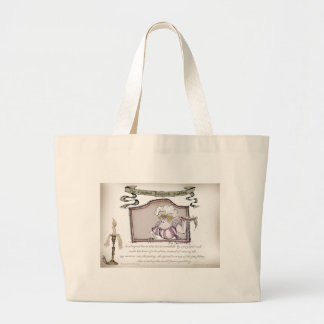The Original Bakewell Pudding.tif Large Tote Bag