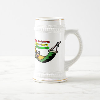 The Original Banana Hammock Beer Stein