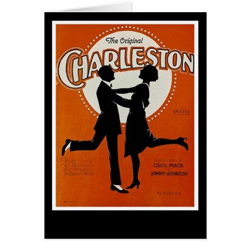 The Original Charleston Greeting Card