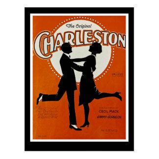 The Original Charleston Post Card