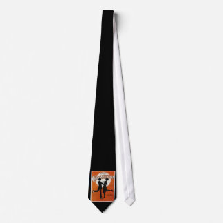 The Original Charleston Vintage Song Sheet Cover Tie