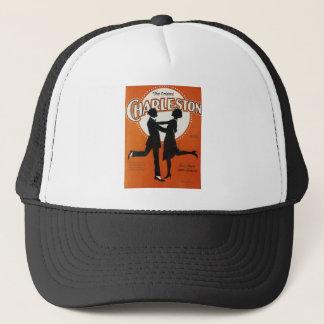 The Original Charleston Vintage Song Sheet Cover Trucker Hat